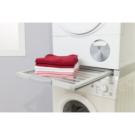 Roller 00668 Washing Machine - Dryer Connection Base with Hanger
