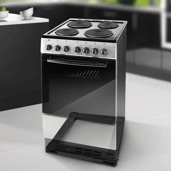 Roller 00684 Cooker Refrigerator Wheeled Base Black