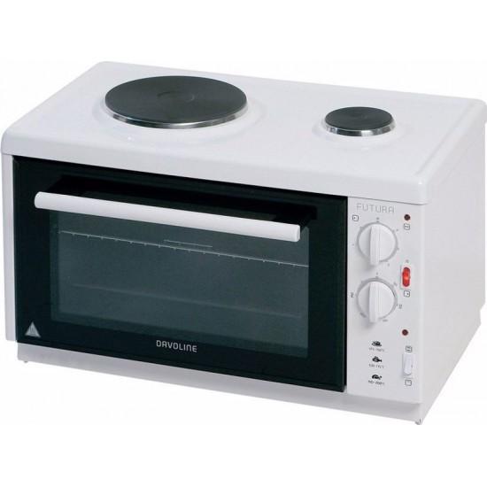 DAVOLINE EC 350 Chef WH