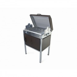 PITSILOS BBQ 55x40 with Cabinet