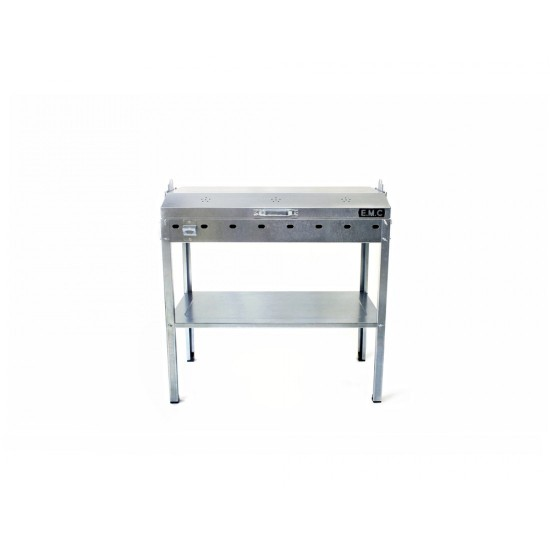 PITSILOS BBQ 800 GLV with Cover