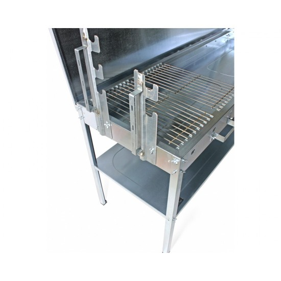 PITSILOS BBQ 1500 with Cover
