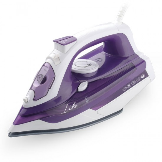 Life SI-100 Silky Purple 2400W