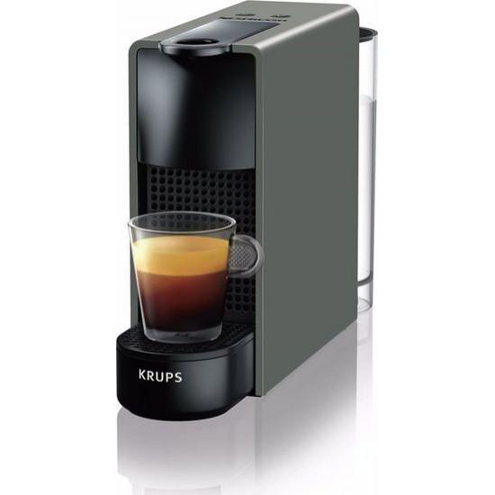 Krups essenza mini XN110BS GREY Nespresso