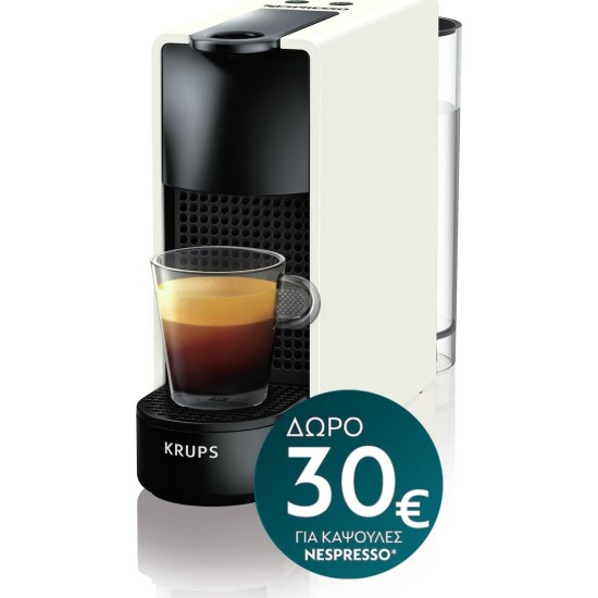 Krups essenza mini XN1101S WHITE Nespresso