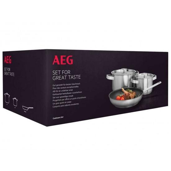 AEG A3SS 3in1 Set