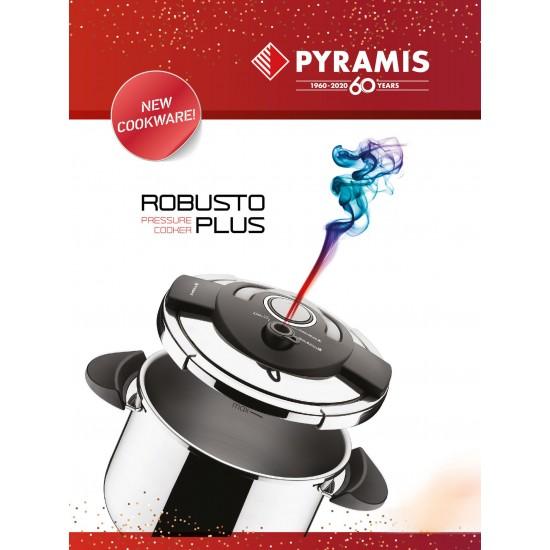 PYRAMIS Robusto Plus 10L