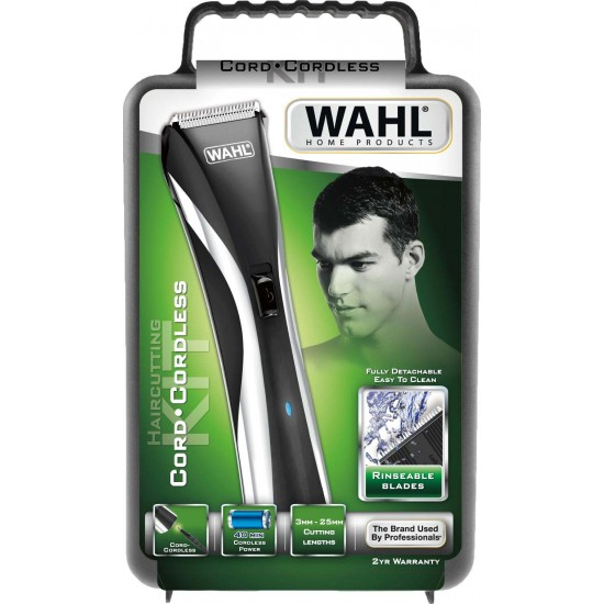 WAHL 9698-1016 HAIR & BEARD LED