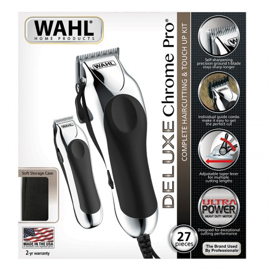 WAHL 79524-2716 CHROME PRO DELUXE
