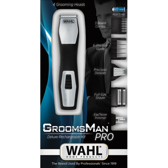 WAHL Groomsman Pro 3030-0471 9855-1216