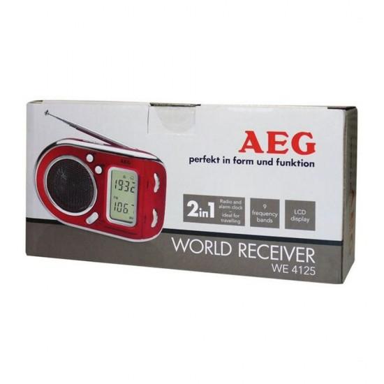 AEG WE 4125